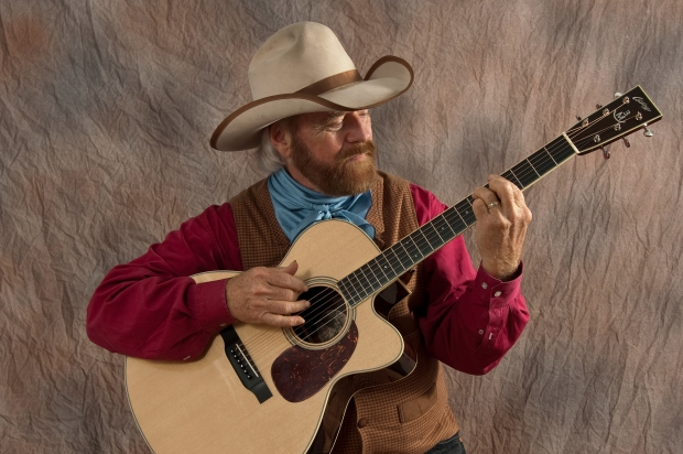 Michael Martin Murphey Promo Photo 1